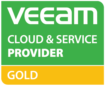 Veeam Cloud & Service Provider Gold
